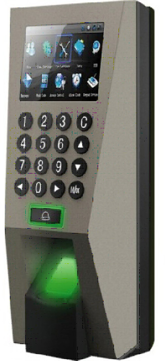 TFT-LCD Stand alone Finger Print Access Control F18
