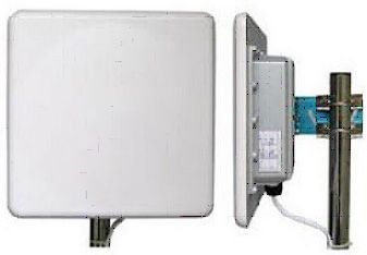 UHF RFID READER with TCP/IP function