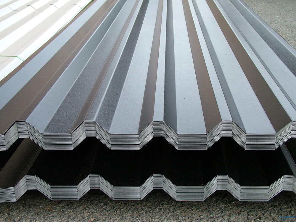 Cladding – sheet of Roof and wall.